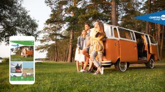 I Sverige finns 250 000 innehavare av Camping Key Europe, nu får de ta del av boenderabattsystemet även i Sverige.
