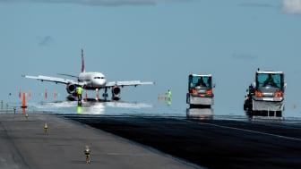 Peab Asfalt får förtroende för underhåll och utbyggnad av Saab Airport i Linköping