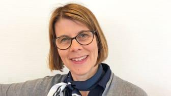 Ulrika Arvidsson belönas med utmärkelsen Årets skolsköterska i Sverige.