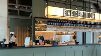 Comfort Hotel Copenhagen Airport Barception Area 2
