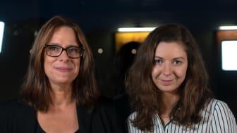 Vinnare i kategori Årets Berättare: Ylva Lindgren & Emelie Rosén