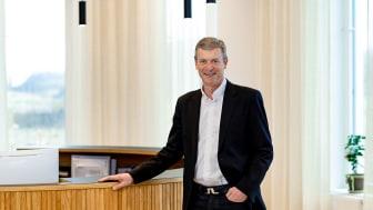 Jan Lövgren ser fram emot sin nya utmaning i rollen som VD för K-System. FOTO: Roger Nellsjö