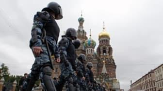Ryssland: OS i Sotji - mänskliga rättigheter på undantag