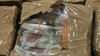SE10.18 Money laundered by haulage company boss Andrzej Miziuk