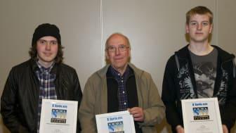 Vinnarna i Skol-SM 2013