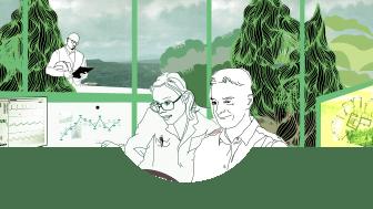 Som första branschorganisation tar Svemin nu fram en färdplan för biologisk mångfald - lönsamt för både affärerna och naturen.