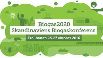 Skandinavisk biogaskonferens  samlar växande bransch i Trollhättan