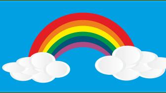 Bury Art Museum wants your rainbow pictures!