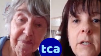 Mother and daughter avoid being scammed for thousands of pounds thanks to advice from TCA