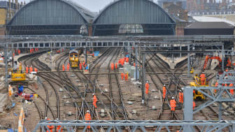 Rail companies remind passengers to plan their journeys ahead of King's Cross closure for final weekend of engineering works