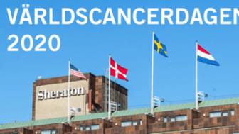 Världscancerdagen 4 februari är patienternas dag – då är fokus på alla som fått cancer, överlevt cancer, har en kronisk cancer eller har en närstående som fått sjukdomen.