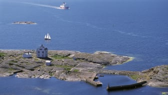 Rekordmånga reste till Åland i sommar med Viking Line