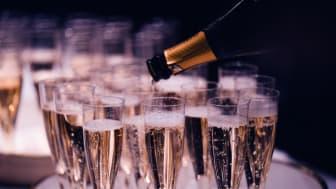 Champagneprovning på Vara Konserthus den 29 oktober