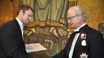Anders Walls landsbygdsstipendium till passionerad matambassadör i Hälsingland