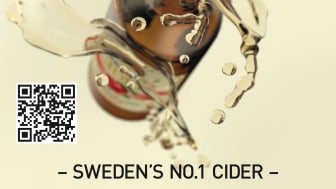 Herrljunga Cider QR-code