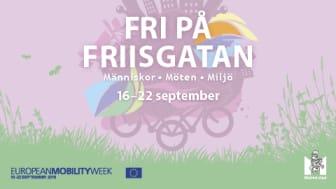 Fri på Friisgatan 16-22 september 2016