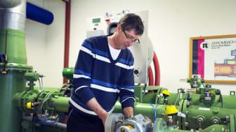 ONE Nordics gaslaboratorium