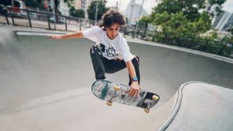 Huawei Watch GT2e_creative shots_Skateboard_EN_final20200223