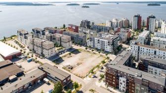 Riksbyggen bygger 80 bostadsrätter på Lillåudden i Västerås