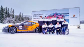 Porsche Carrera Cup Scandinavia: Förarutvecklingsprogrammet Driver Development Programme inleder säsong två med kickoff i Åre. Unga skandinaviska förartalanger tar sikte på en internationell elitkarriär i racing.