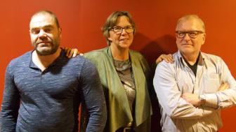 Låt bönor förändra ditt liv - kokboken av Patrik Olsson, Birgitta Höglund och Lars-Erik Litsfeldt