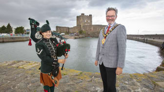 Tickets for military music concert at Carrickfergus Castle to be released