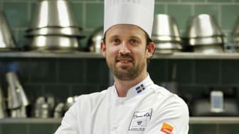 Alexander Sjögren, Vinnare Bocuse d´Or Sverige 2015