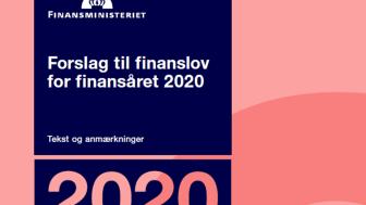 Forslag til finansloven sikrer DERF frem til 2023