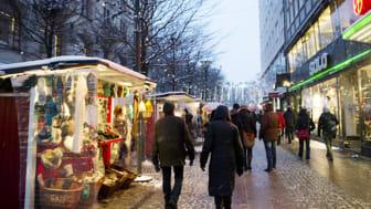 Uppsving för Malmös julmarknad!