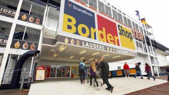 Scandlines' grænsehandelsbutikker ligger i havnene Puttgarden og Rostock.