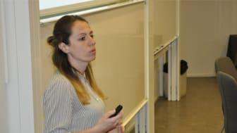 Syftet med Paraskeva Wlazlaks forskning är att bidra till ökad kunskap om industrialiseringsprocessen.