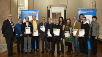 2010 års innovationsstipendiater
