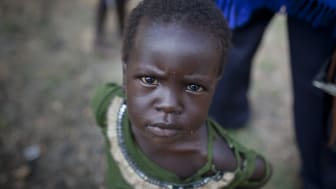 Nu börjar SOS Barnbyar ta emot de ensamma barnen på flykt från Sudan