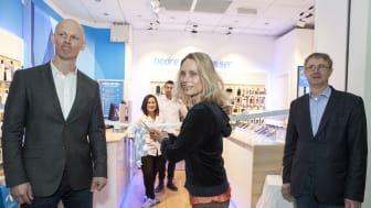 Telenor åpner 77 nye butikker