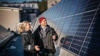 Axel Johnson stärker sin position inom solenergi: AxSol investerar i Solkompaniet