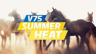 Succén V75 Summer Heat bjuder på multijackpot – 50 miljoner i potten