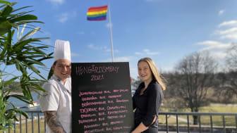 Hengårdsmeny 2021 på Happy Tammsvik