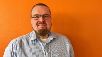 SSGs nye tjänsteägare för SSG Entre och SSG Access, Magnus Björk, ser en stor belöning i att arbeta med frågor som kan rädda liv.
