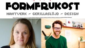 Nya datum släppta för Form&Frukost med trendexpert Stefan Nilsson på Scandic Anglais