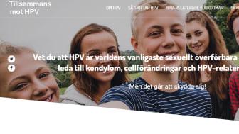 Det finns mer än 200 typer av HPV: Vissa kan drabba bland annat de inre och de yttre könsdelarna samt området kring anus hos både kvinnor och män.