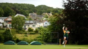 The UK Government has given cricket the green light to return in England from Saturday 11 July. Photo: Getty Images