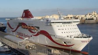 Det tunisiska färjerederiet Compagnie Tunisienne de Navigation valde Hogias biljett- och bokningssystem BOOKIT.