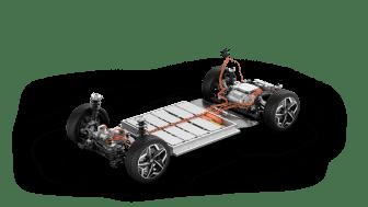 Volkswagen genbrug af batteri