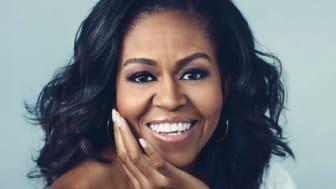 Etter kun 2 uker i salg er Michelle Obamas biografi Min historie allerede den mestselgende boken i USA og Canada i 2018