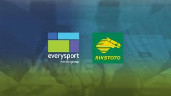 Everysport Media Group tecknar strategiskt samarbetsavtal med Norsk Rikstoto
