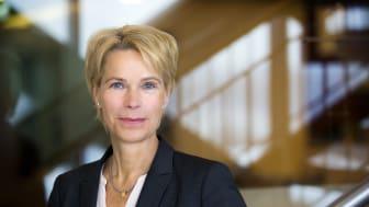 Catrin Fransson, vd Svensk Exportkredit. Bild: SEK