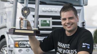 Scania udfordrer Europas bedste lastbilchauffører - igen