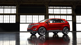 Ny Mustang, ny Edge Concept og ny Ka Concept: Ford viser fremtiden i Barcelona