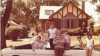 Gail Weis - den første ejer af en Mustang