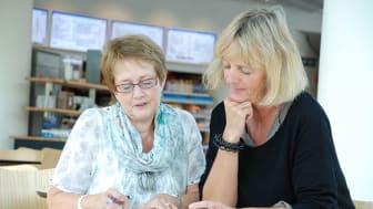 Läs med psykologen - ny läsecirkel med nya grepp på Stadsbiblioteket